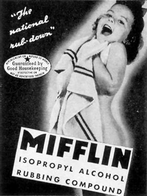 MIFFLIN RUBBING COMPOUND LIFE 11/08/1943 p. 110