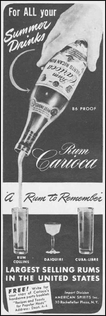 RUM CARIOCA LIFE 06/22/1942 p. 82