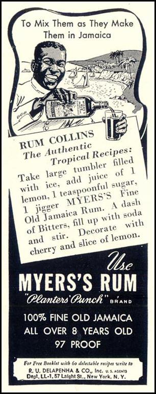 MYERS'S RUM LIFE 08/30/1937 p. 100