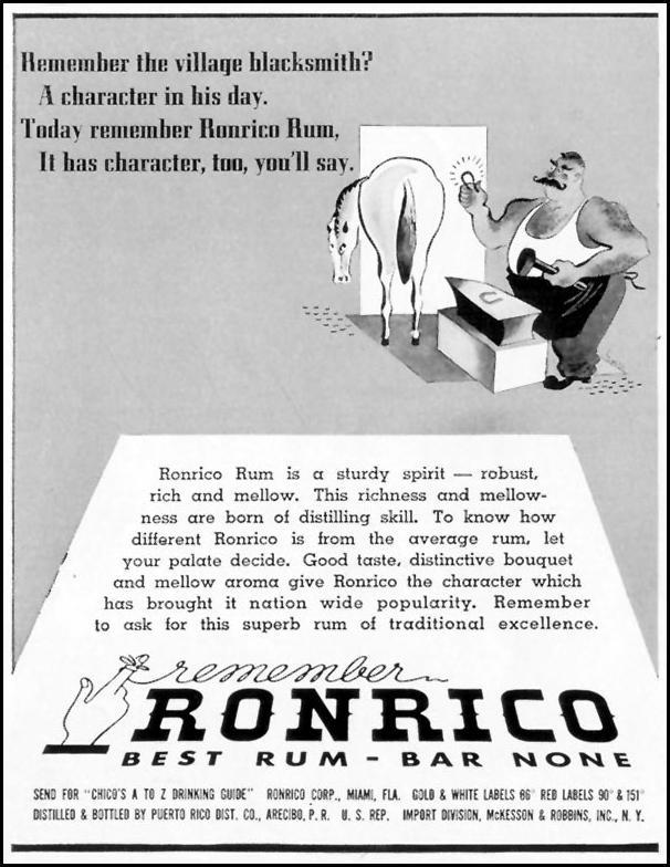 RONRICO RUM LIFE 09/16/1940 p. 86
