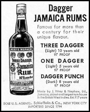 DAGGER JAMAICA RUMS TIME 08/17/1942 p. 62