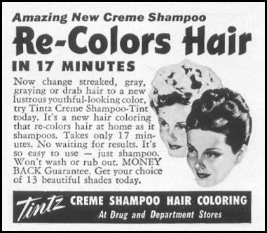TINTZ HAIR COLORING LIFE 01/21/1952 p. 92