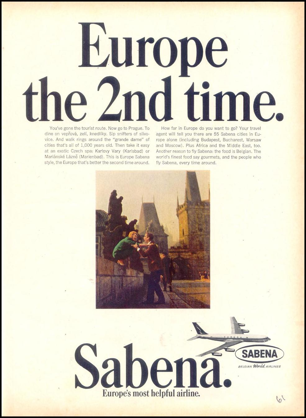 AIR TRAVEL TIME 03/11/1966 p. 61
