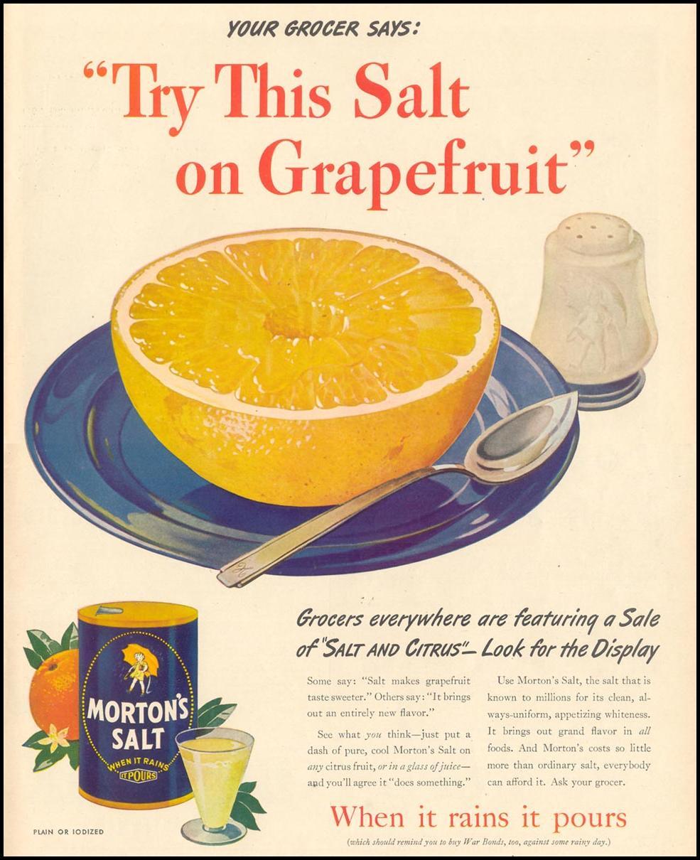 MORTON SALT LIFE 02/21/1944