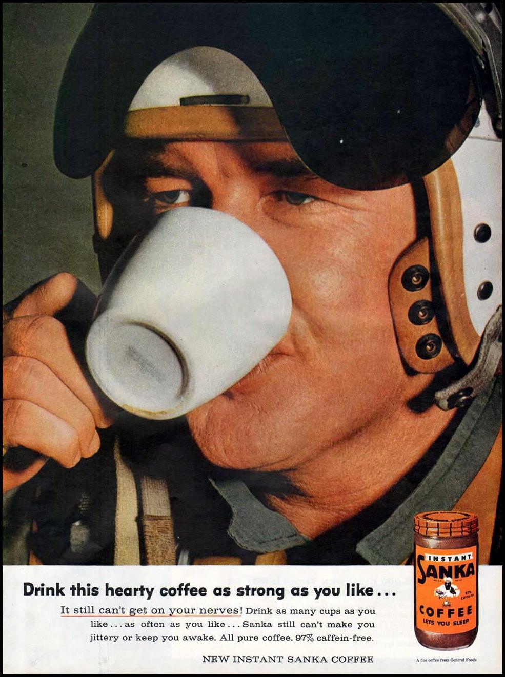SANKA COFFEE LIFE 07/01/1957 p. 77