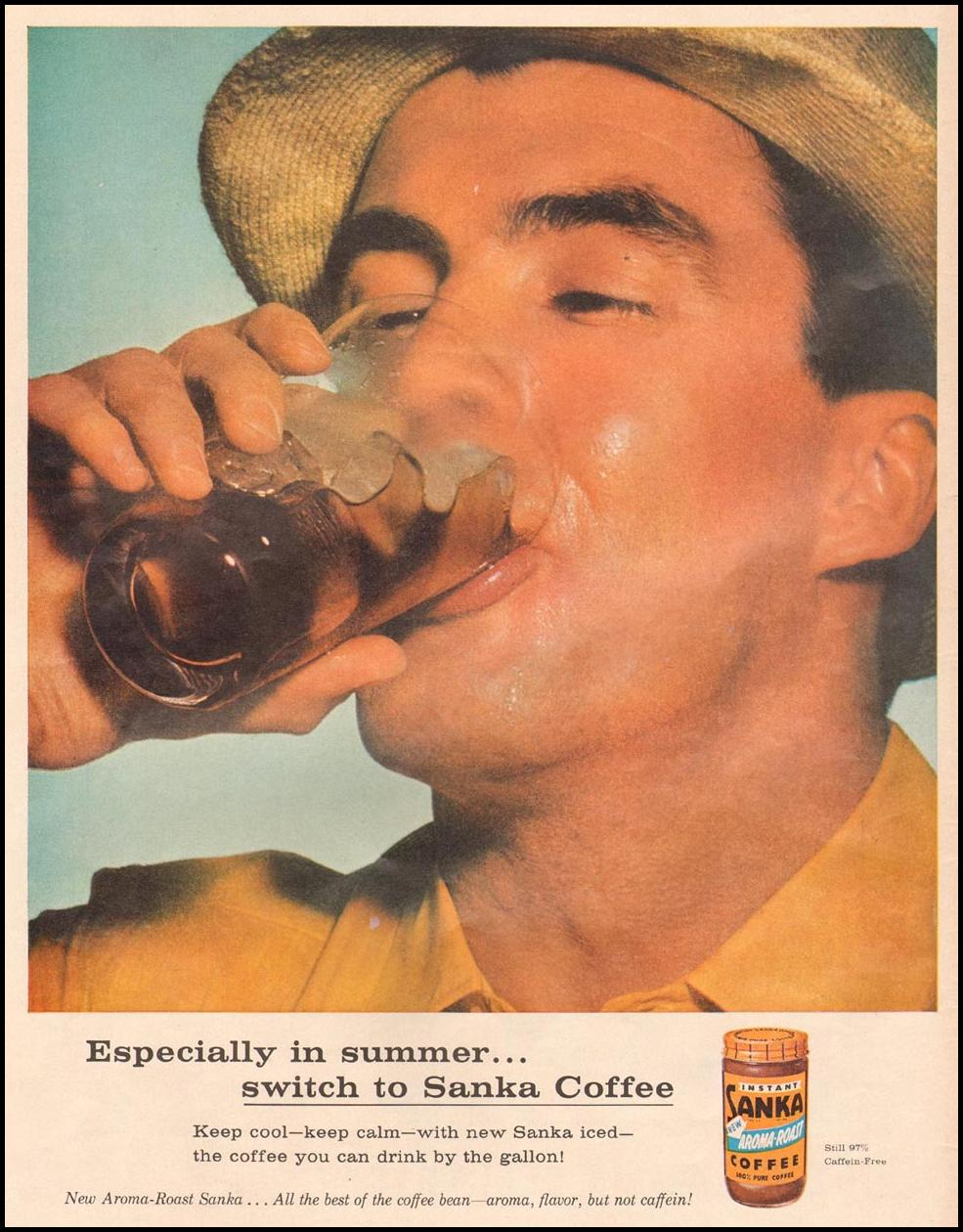 SANKA COFFEE LIFE 08/10/1959