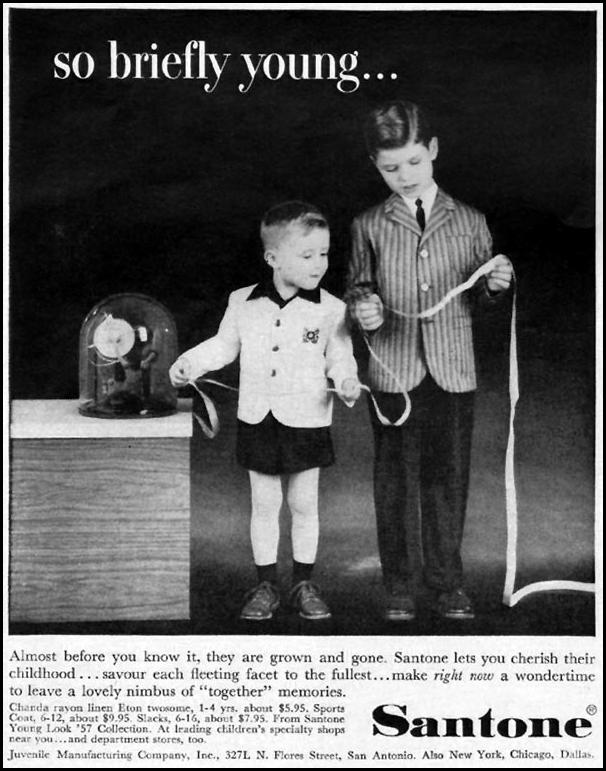 SATONE BOYS APPAREL LIFE 04/01/1957 p. 126