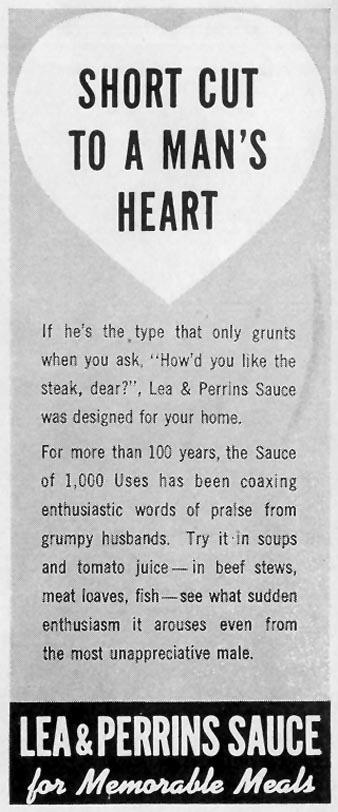 LEA & PERRINS SAUCE LIFE 06/23/1941 p. 74