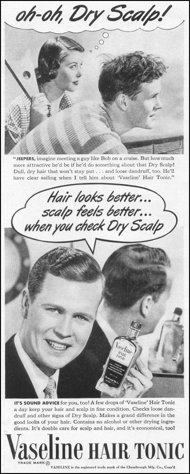 VASELINE HAIR TONIC LIFE 06/16/1952 p. 13