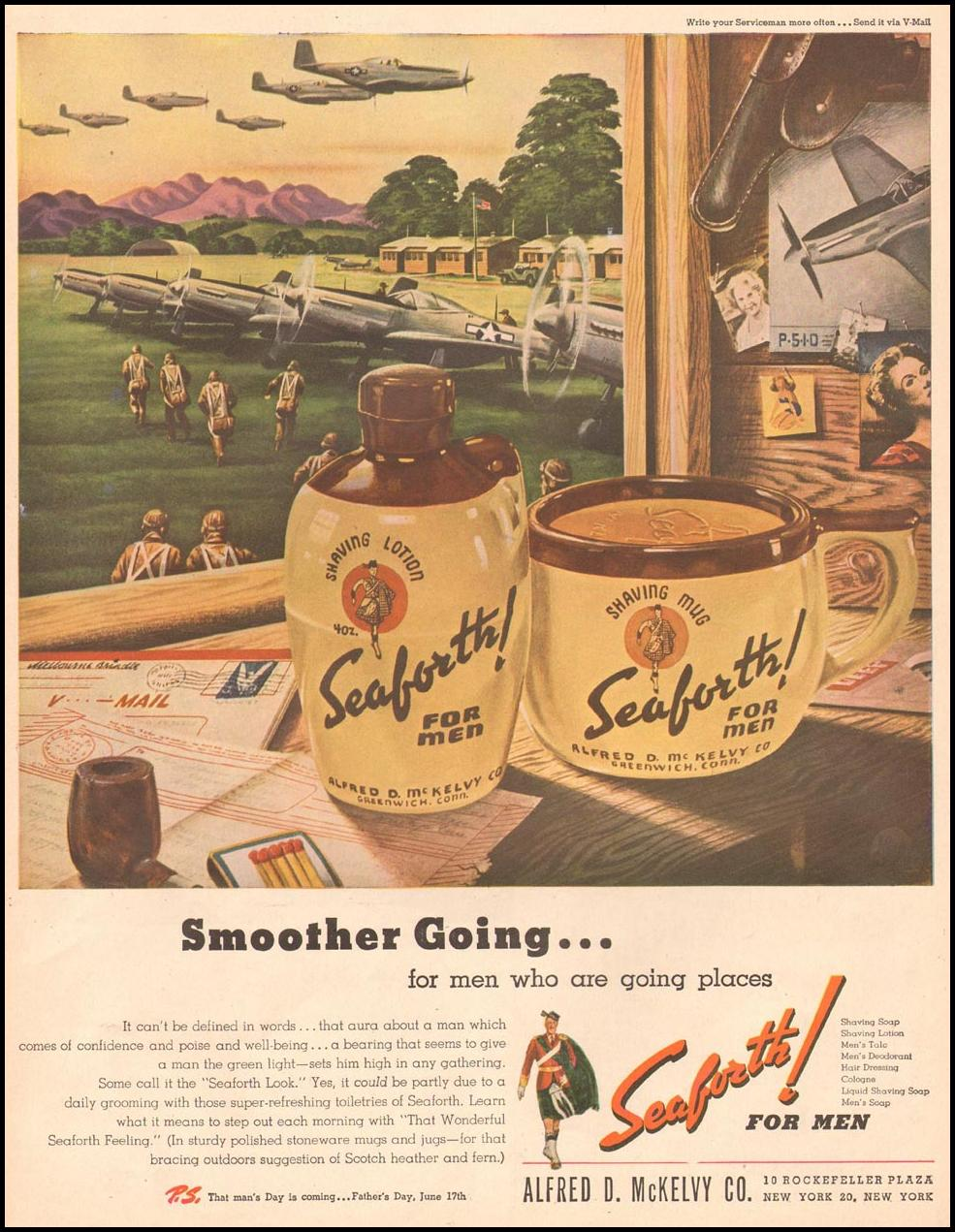 SEAFORTH! FOR MEN