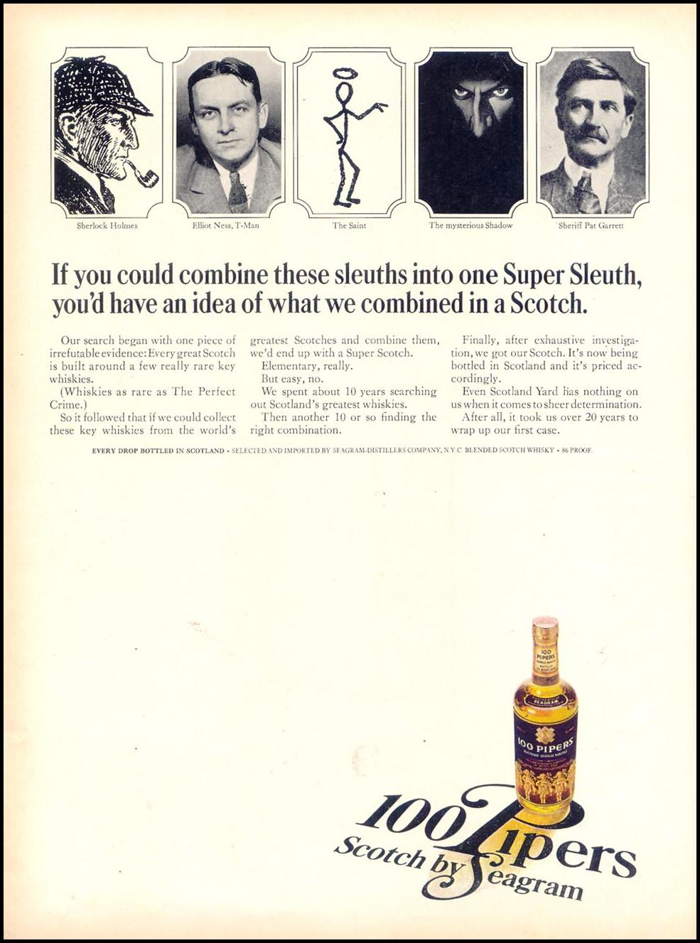 100 PIPERS SCOTCH