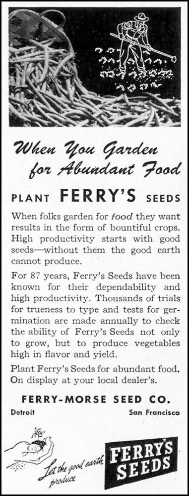FERRY'S SEEDS LIFE 02/28/1944 p. 8
