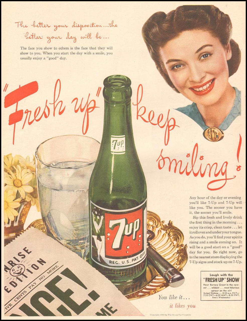 SEVEN-UP LIFE 06/04/1945