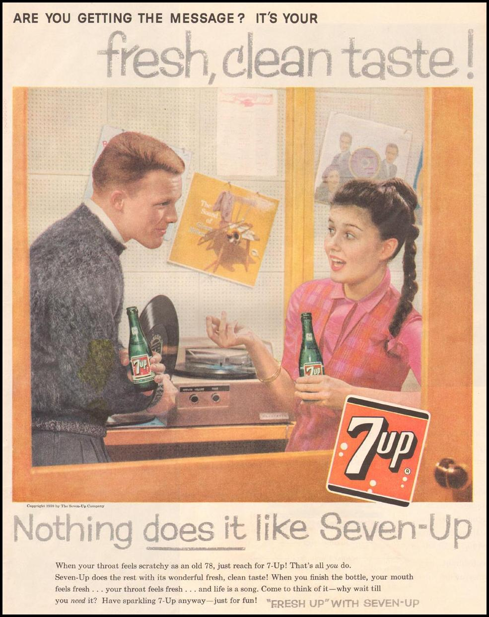 SEVEN-UP LIFE 10/05/1959