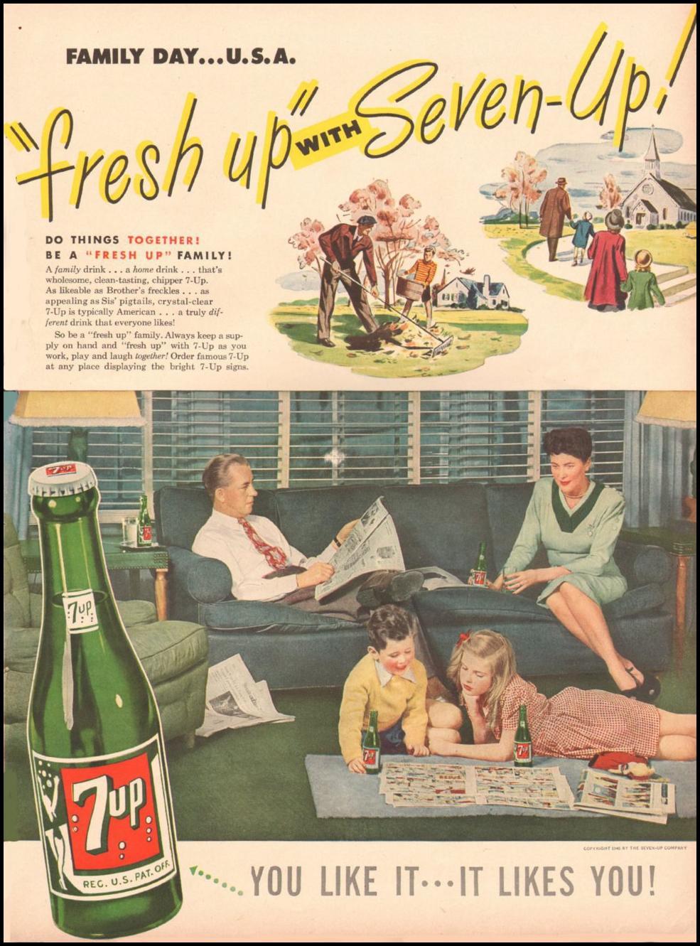 SEVEN-UP LIFE 11/25/1946