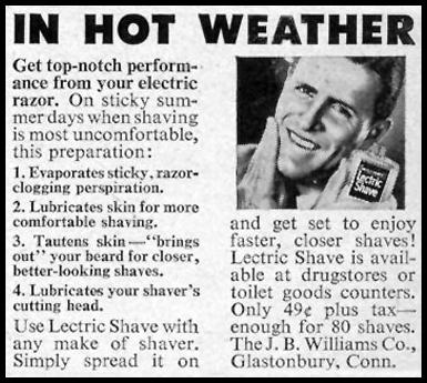 LECTRIC SHAVE LIFE 07/30/1951 p. 76