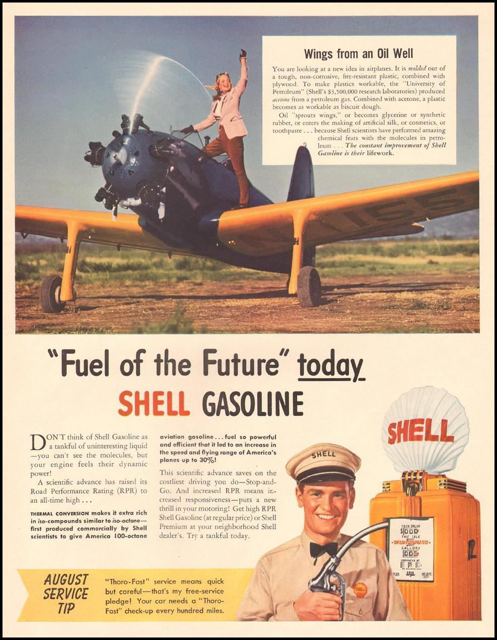 SHELL GASOLINE LIFE 08/04/1941 p. 46
