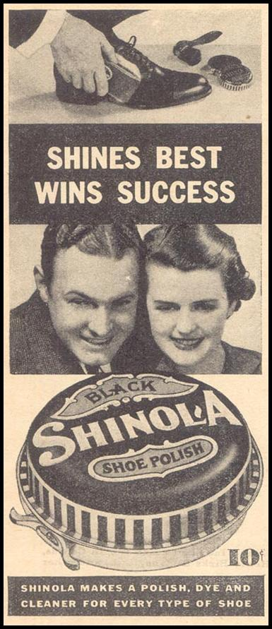 SHINOLA SHOE POLISH LIBERTY 04/11/1936 p. 42