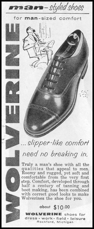 WOLVERINE SHOE & TANNING CORP. LIFE 04/08/1957 p. 150
