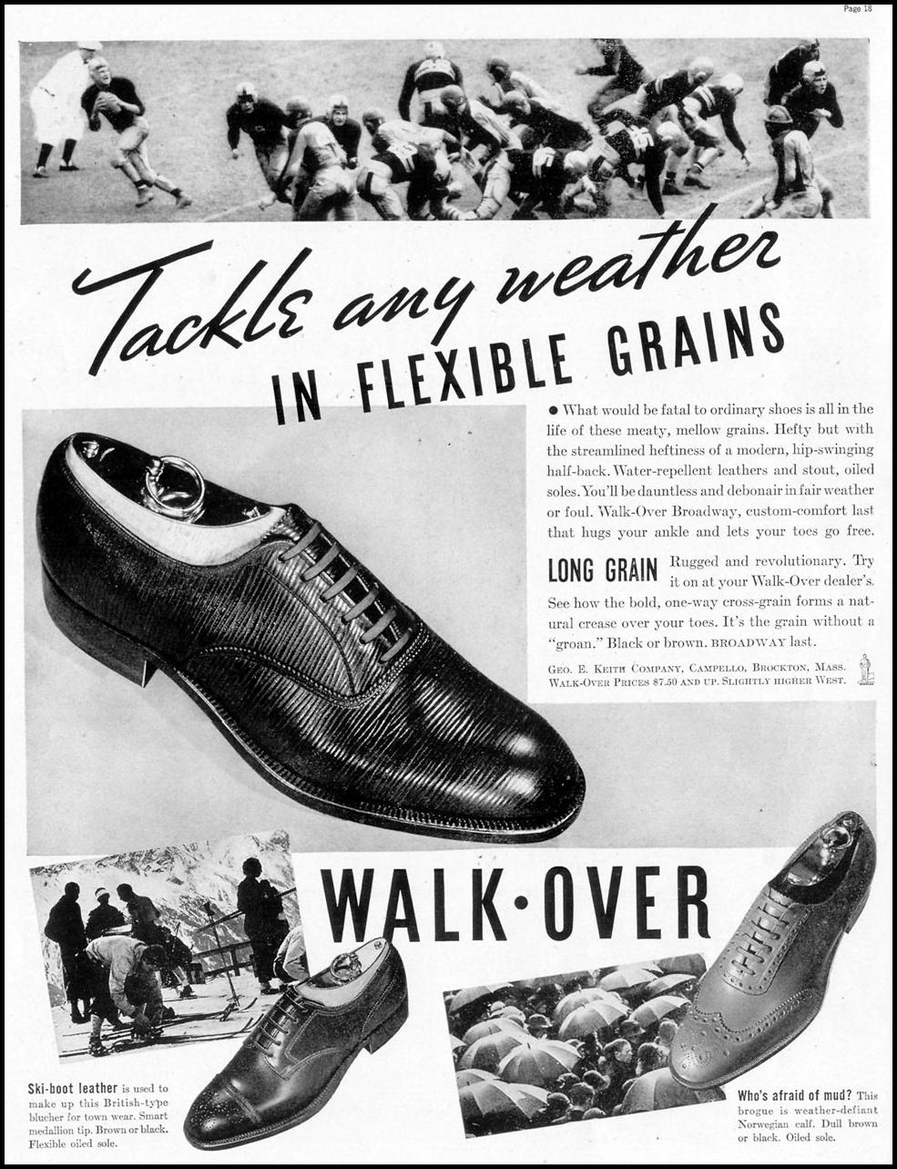 WALK-OVER SHOES LIFE 09/20/1937 p. 18