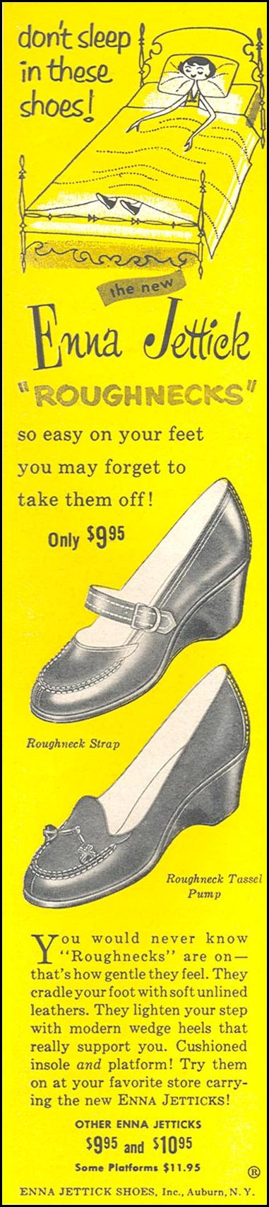 ENNA JETTICK SHOES WOMAN'S DAY 04/01/1956 p. 4