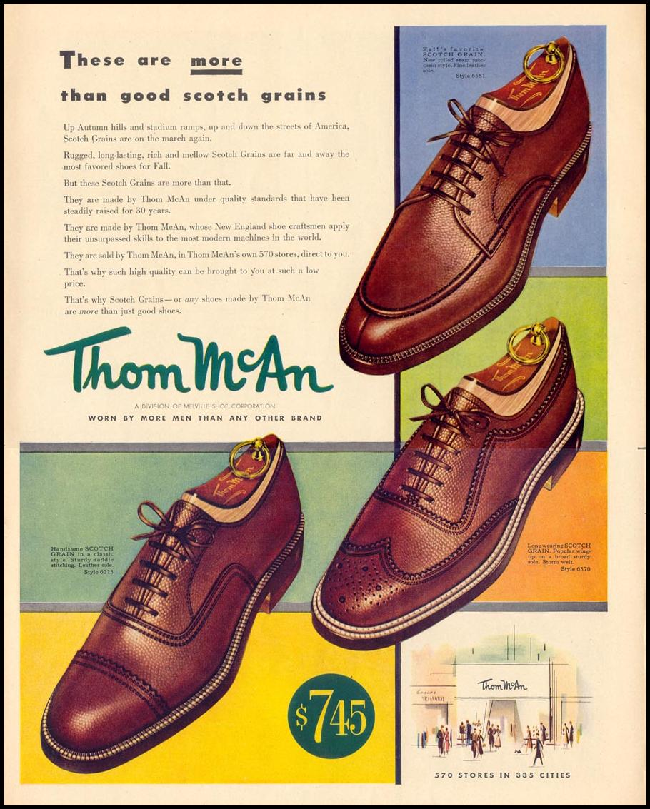 THOM MCAN SHOES