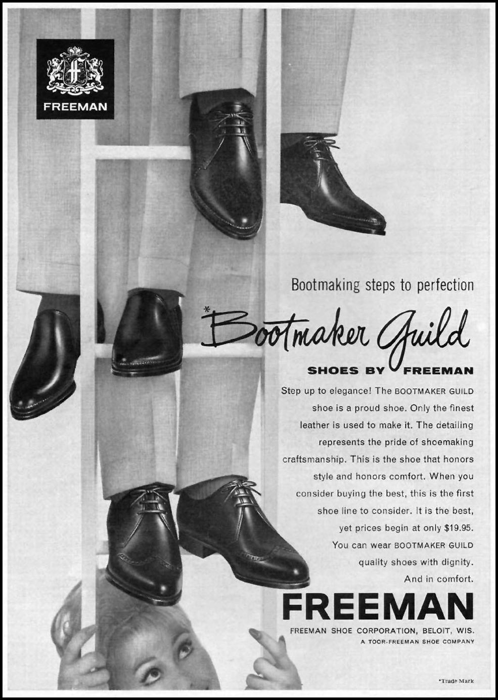BOOTMAKER GUILD SHOES BY FREEMAN TIME 10/04/1963 p. 4