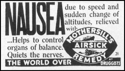 MOTHERSILL'S AIRSICK REMEDY LIFE 06/16/1952 p. 102