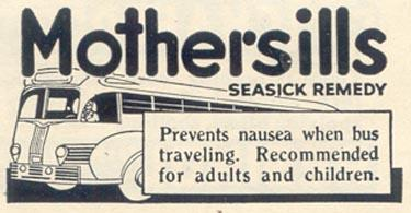 MOTHERSILLS SEASICK REMEDY LIFE 07/24/1939 p. 73