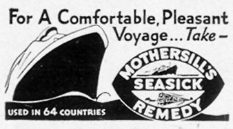 MOTHERSILL'S SEASICK REMEDY LIFE 07/26/1937 p. 80