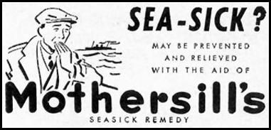 MOTHERSILL'S SEASICK REMEDY TIME 02/16/1942 p. 41