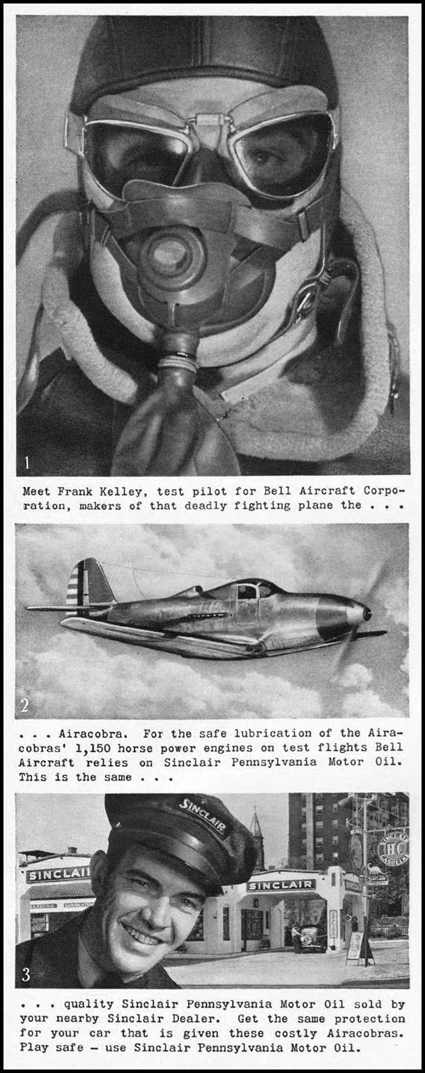 SINCLAIR GASOLINE LIFE 08/04/1941 p. 28