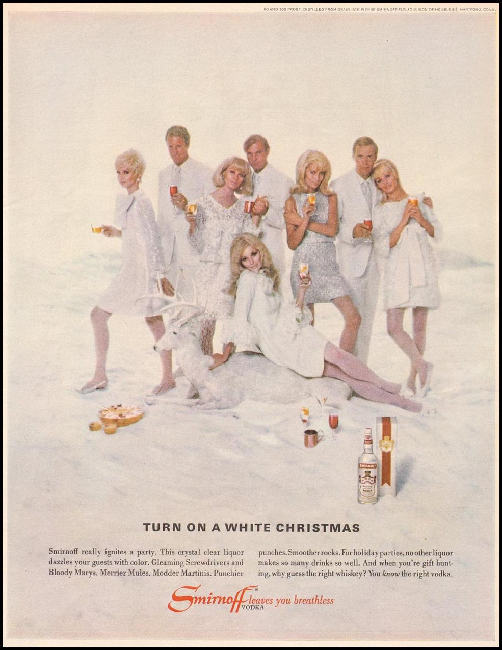 SMIRNOFF VODKA