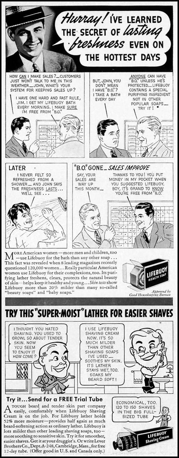 LIFEBUOY SOAP LIFE 08/09/1937 p. 6
