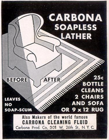 CARBONA SOAPLESS LATHER