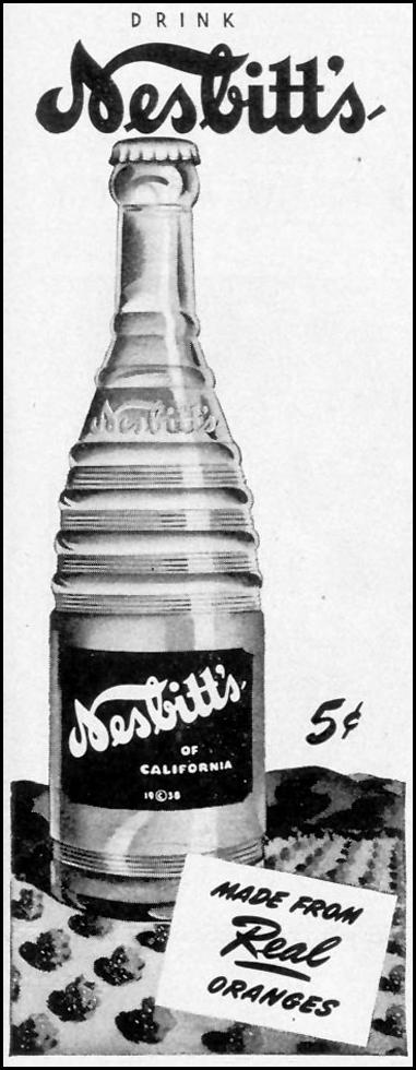 NESBITT'S ORANGE SODA LIFE 02/21/1944 p. 115