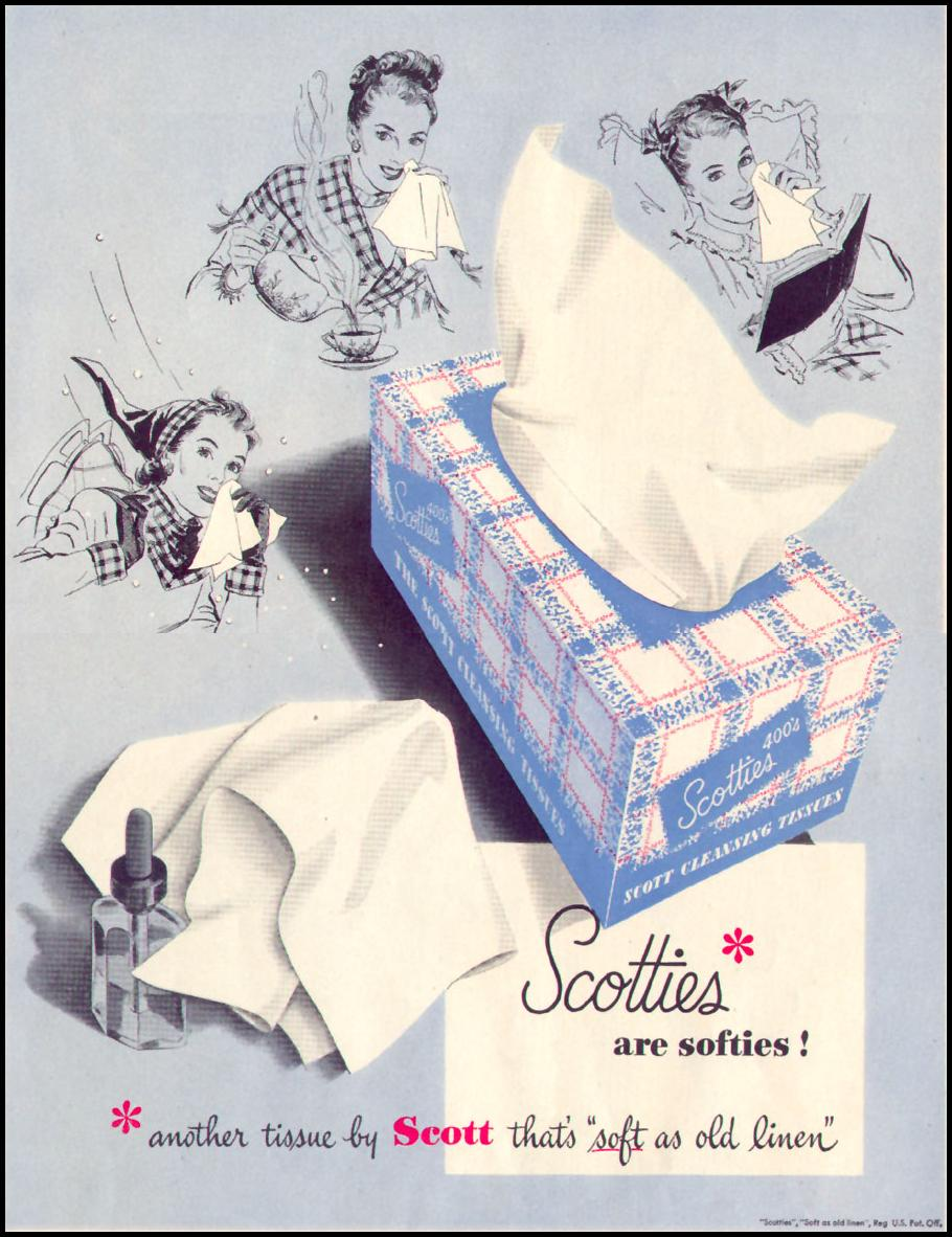 SCOTTIES TISSUES LIFE 12/27/1948 p. 61
