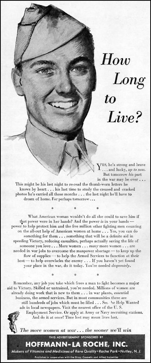 CIVILIAN WAR SERVICE LIFE 11/13/1944 p. 60