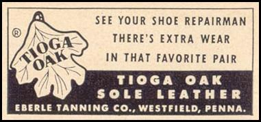 TIOGA OAK SOLE LEATHER LIFE 11/15/1948 p. 130