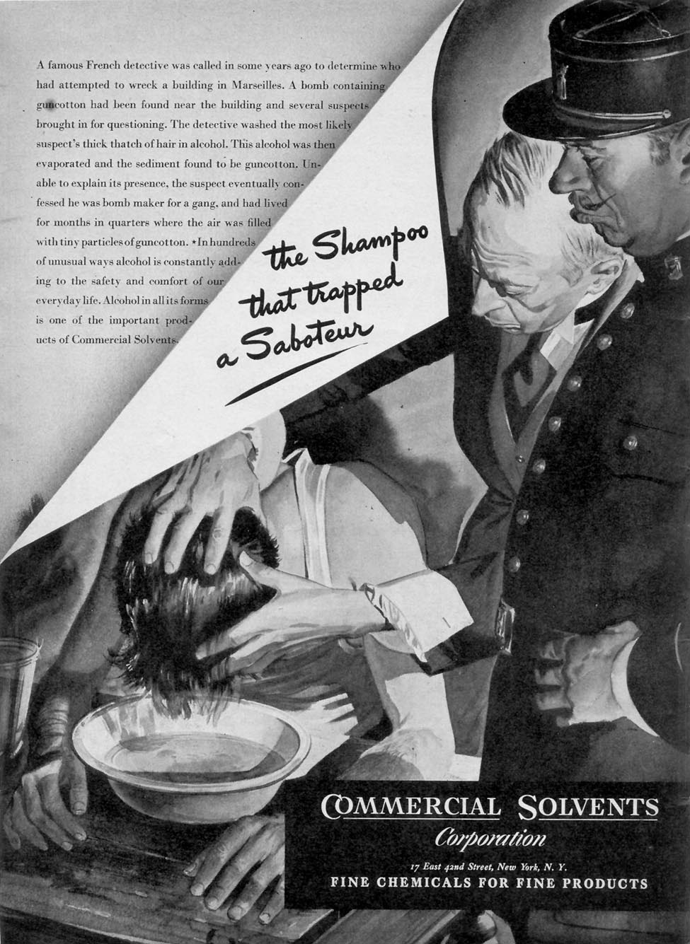 COMMERCIAL ALCOHOL TIME 02/16/1942