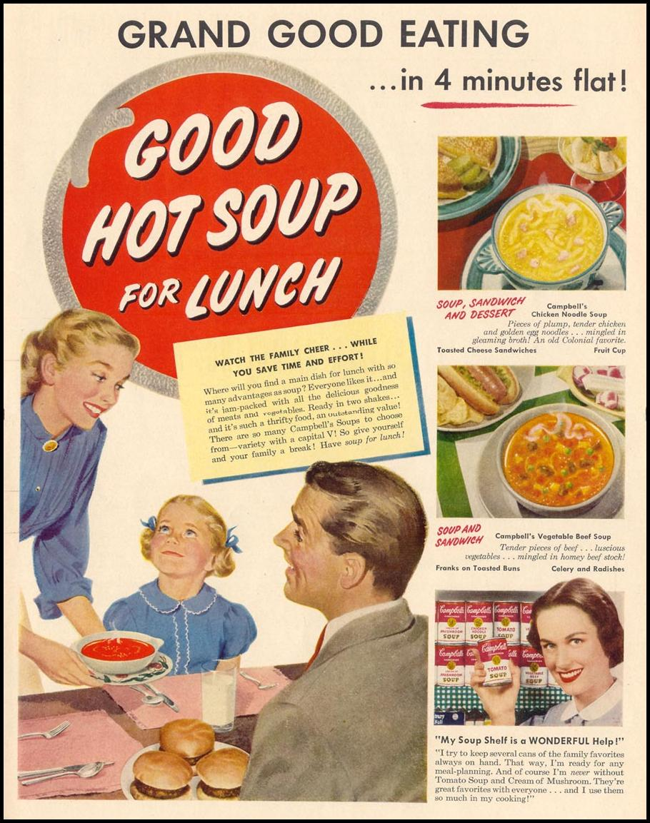 CAMPBELL'S SOUP LIFE 01/21/1952 p. 29