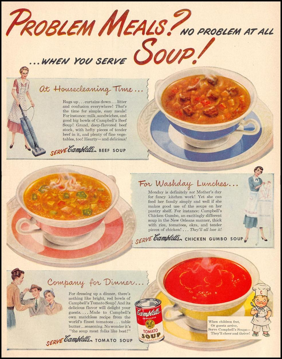 CAMPBELL'S SOUP LIFE 04/17/1950 p. 55