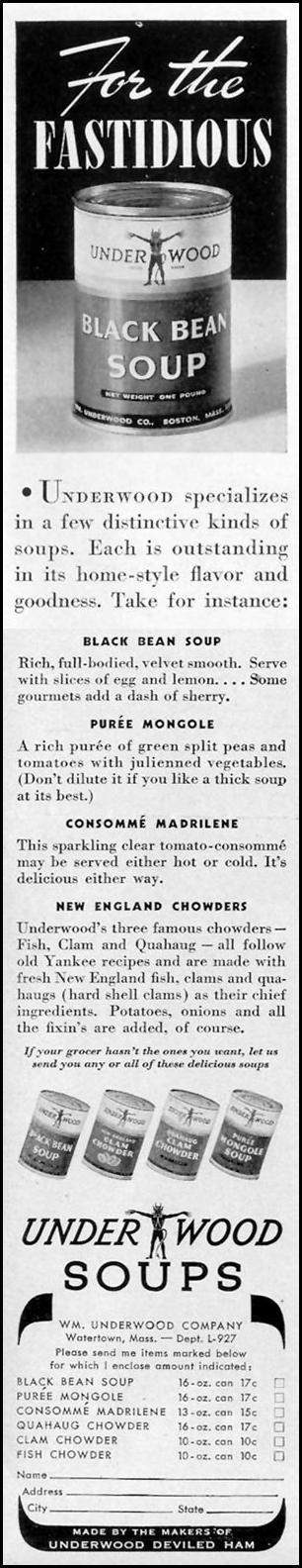 UNDERWOOD SOUPS LIFE 09/27/1937 p. 15