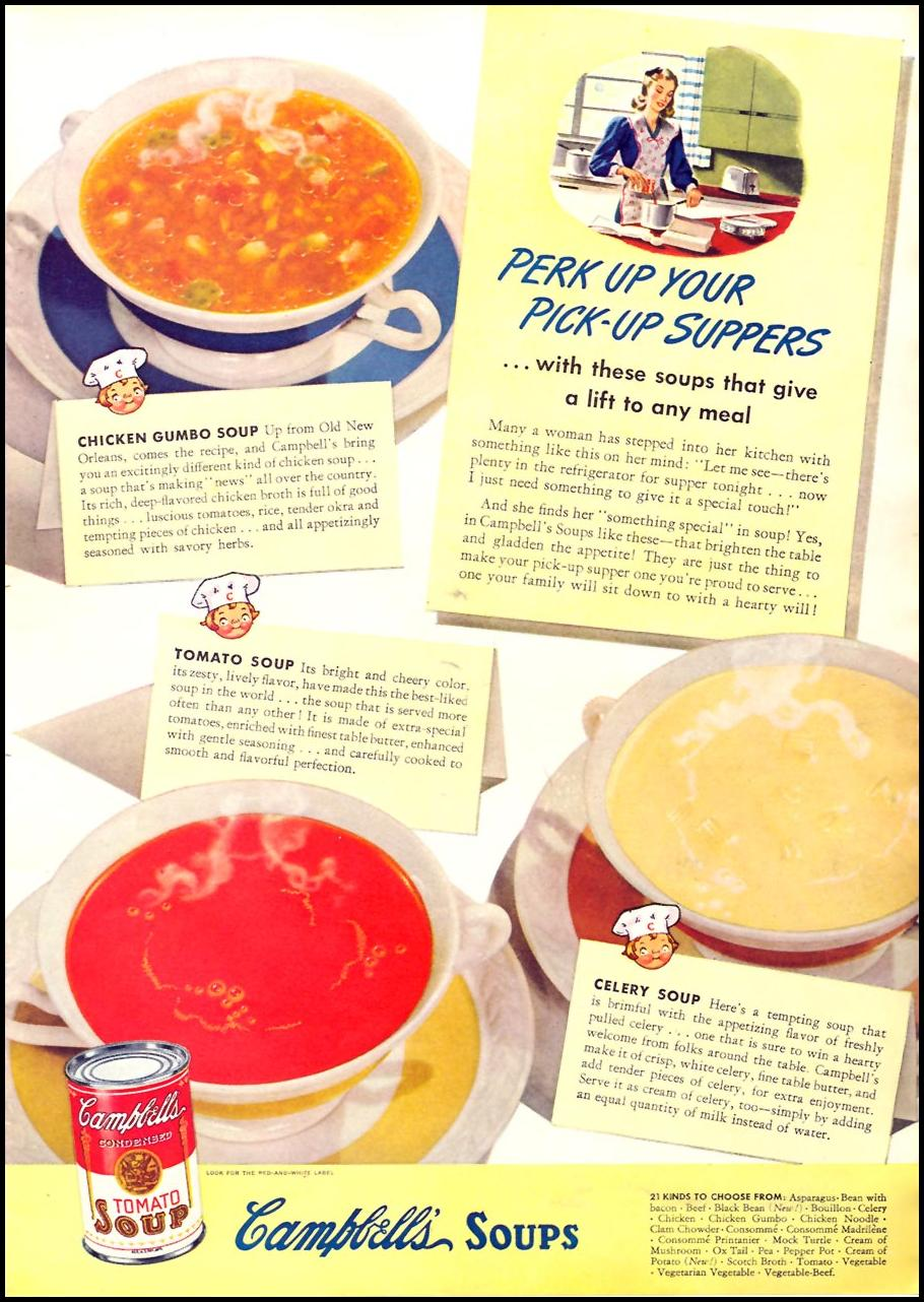 CAMPBELL'S SOUPS TIME 01/12/1942 p. 21
