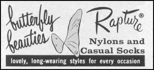 NYLONS AND SOCKS LIFE 12/14/1959 p. 129