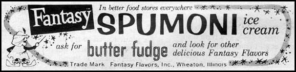 FANTASY SPUMONI ICE CREAM LIFE 03/31/1961 p. 82