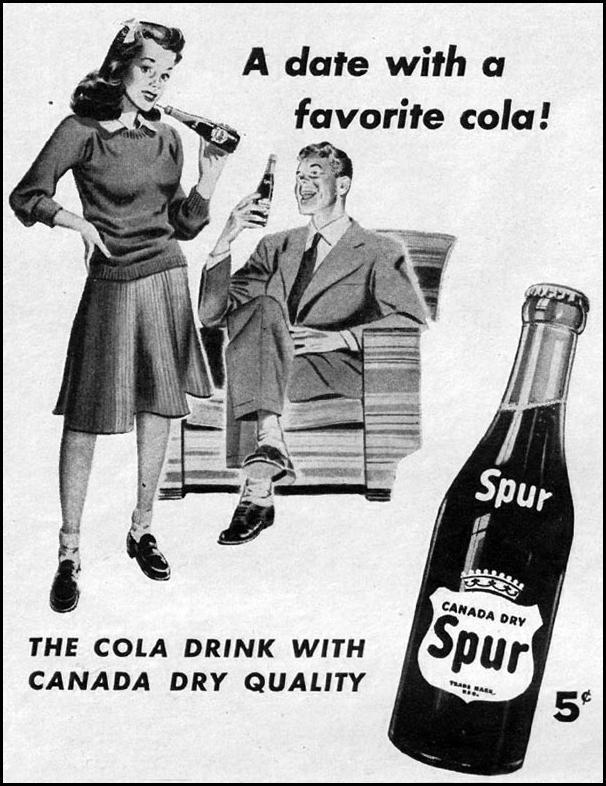 SPUR COLA LIFE 06/04/1945 p. 96