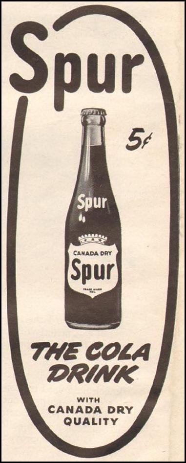 SPUR COLA LIFE 10/23/1944 p. 10