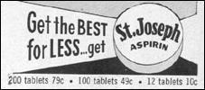 ST. JOSEPH ASPIRIN LIFE 11/14/1955 p. 18