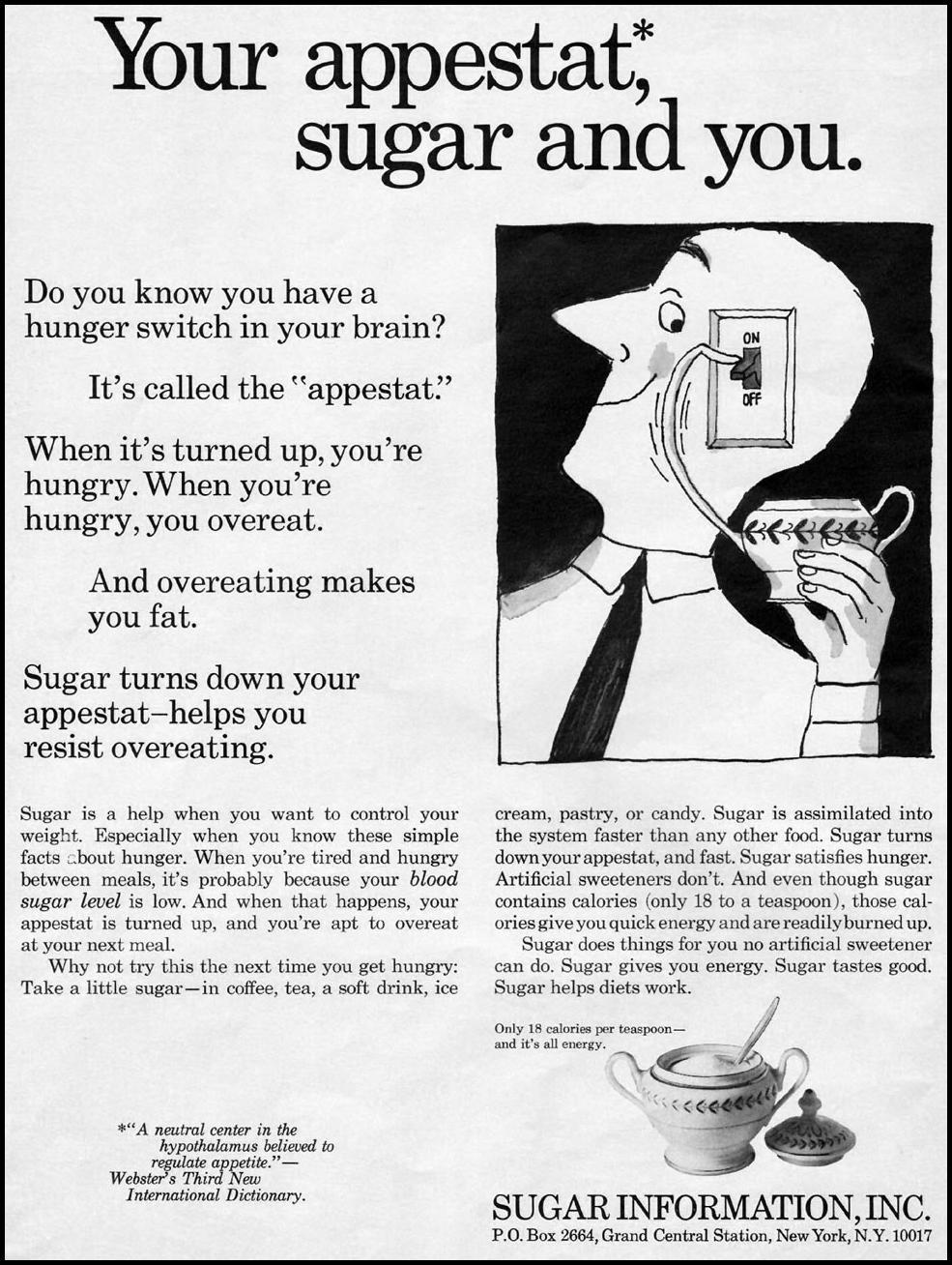 SUGAR LIFE 12/22/1967 p. 34